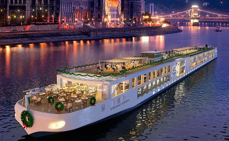 2020 Quilters Christmas Market River Cruise Quilt Tours